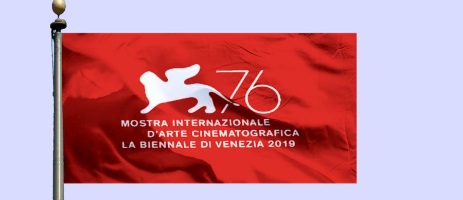 Flag of Mostra of Venezia by Daynewsworld the First International Press